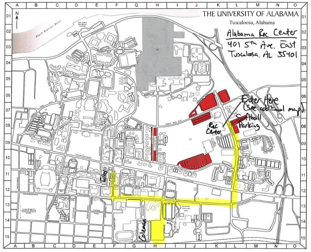 AL Rec Map